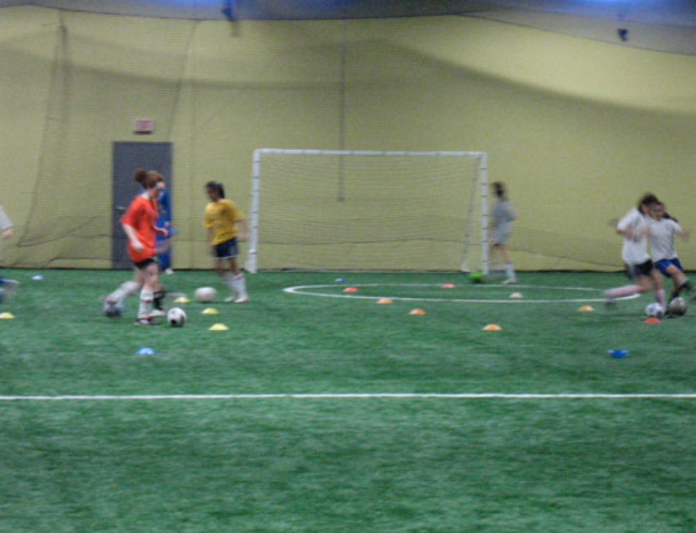 Soccer Foot Skills: Session 3 Registration Open