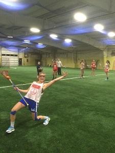 Lacrosse Skills clinic
