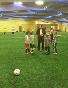 HGR Soccer Program