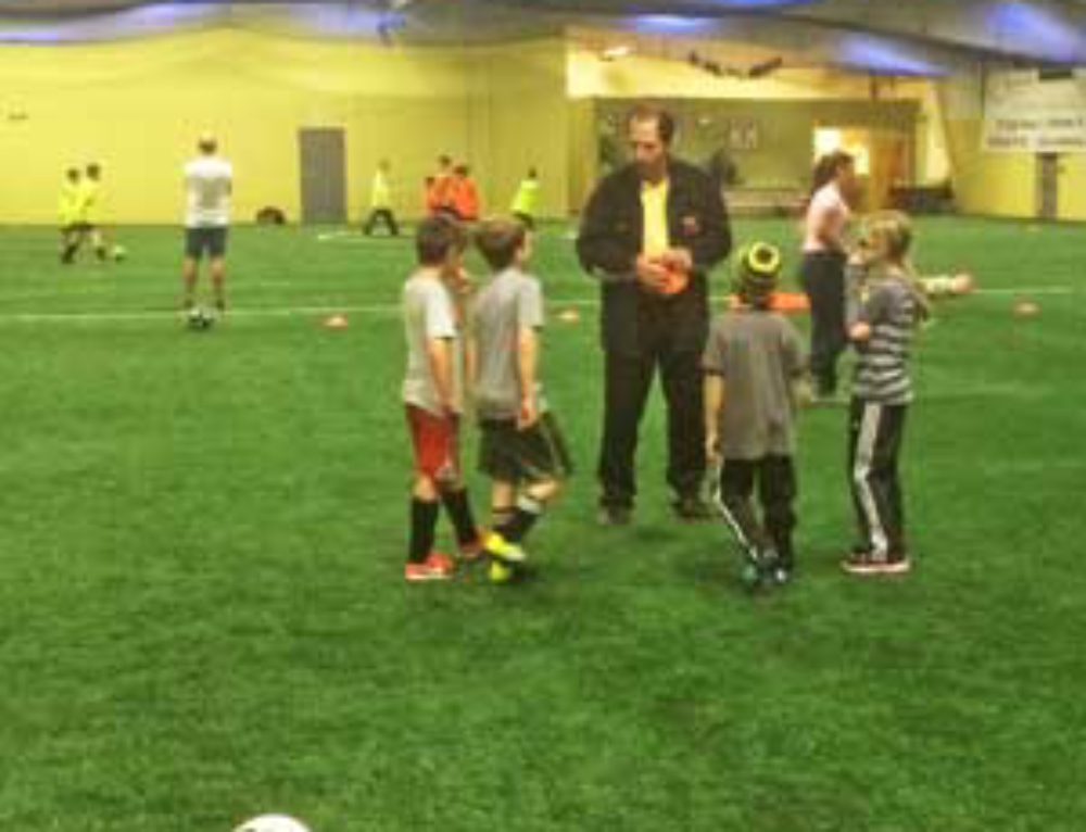 Winter Soccer Foot Skills – Don't miss out!