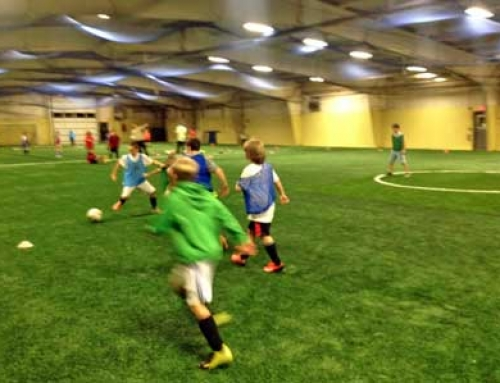 Soccer Foot Skills Session 3 Starts Next Week- REGISTER NOW!
