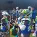 u-13s geared-up at Scarecrow