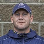 HGR Coach Mike Morgan
