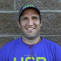 HGR Coach Peter Smyth