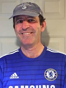 Soccer Coach Roland Dudney