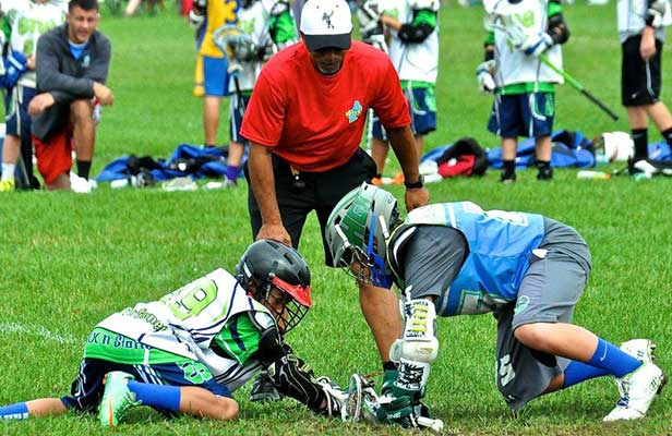 lacrosse rules and how to play