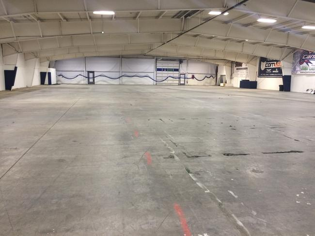 HGR building renovations