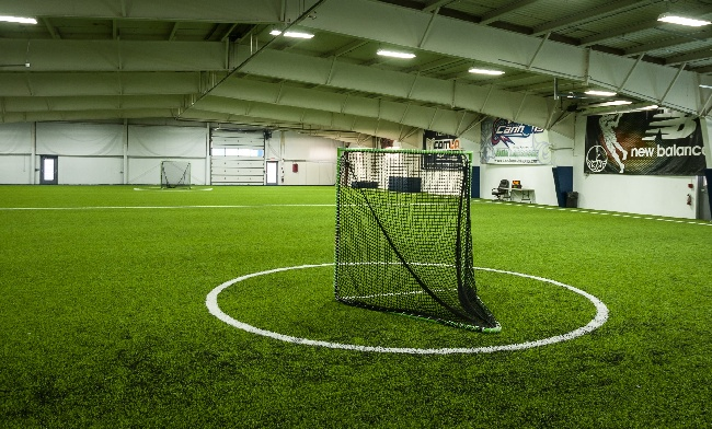 New HGR Indoor Sports turf