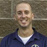 HGR Coach Billy Eagan
