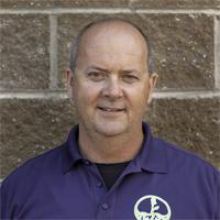 HGR Coach Scott Einarson