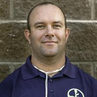 HGR Coach Geoff Beckett