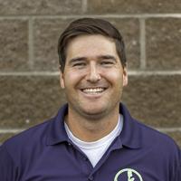 HGR Coach John Pynchon