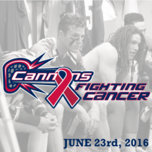 cannons fighting cancer