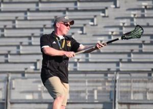 HGR Girls Head Coach Michael Daly