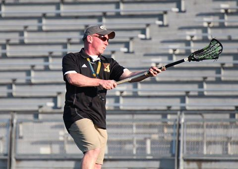 Girls Head Coach Michael Daly
