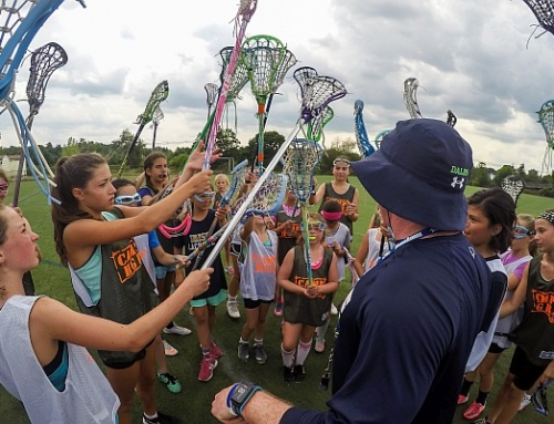 GIRLS: Reserve lodging for Stowe Lax Festival NOW!