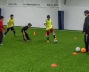 HGR Soccer Foot Skills program