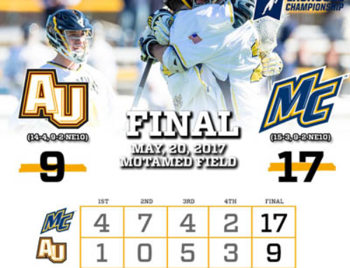 Merrimack–On to the National Championships