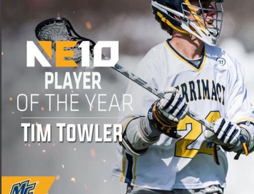 Congrats — AGAIN –Tim Towler!