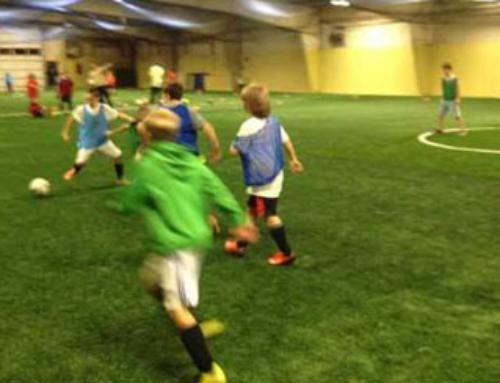 U-12 Futsal-Inspired Soccer