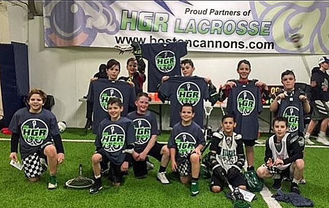 U13 Team Champions-- Billerica!