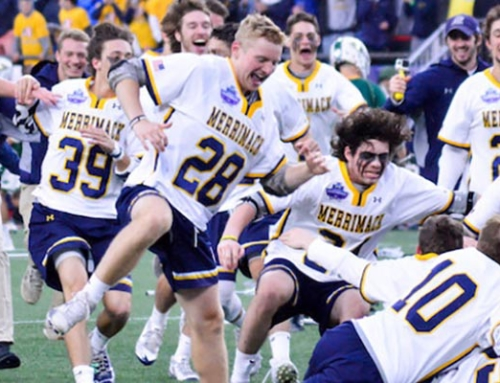 Merrimack Takes 2018 Men's Lacrosse National Championship!
