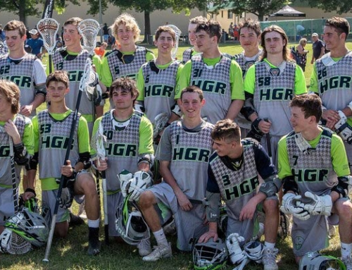 Congrats to Boys 2020 Blue Team