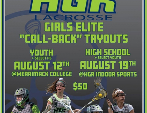 Girls Call-Back Tryouts This Weekend