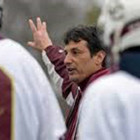HGR Coach Tom Dalicandro