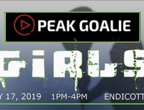 Peak Goalie Clinic for Girls