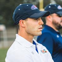 HGR Coach Chris Gugino